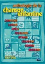 - Anthologie de la Chanson Enfantine - Partition - di-arezzo.fr