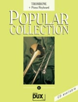 Popular collection volume 6 Partition Trombone - laflutedepan.com