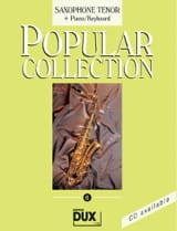 Popular collection volume 6 Partition Saxophone - laflutedepan.com