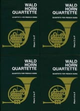 - Wald horn quartet volume 1 - Sheet Music - di-arezzo.co.uk