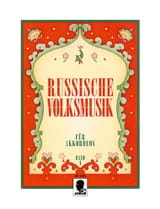 Russische Volksmusik Volume 1 Partition Accordéon - laflutedepan.com