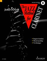 Neill John O' - The Jazz Method For Clarinet Volume 1 - Partition - di-arezzo.fr