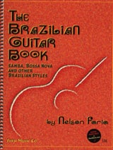 The Brazilian Guitar Book Nelson Faria Partition laflutedepan.com