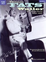 The Great Solos 1929-1937 Fats Waller Partition laflutedepan.com