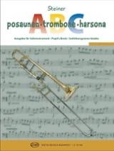 Trombone ABC Partition Trombone - laflutedepan.com