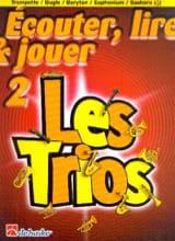 Ecouter Lire et Jouer - Les trios Volume 2 - 3 Trompettes laflutedepan.com