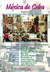Musica de Cuba Volume 2 Partition laflutedepan.com