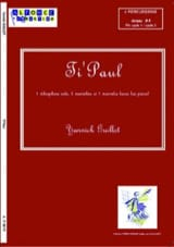 Ti' Paul Yannick Guillot Partition laflutedepan.com