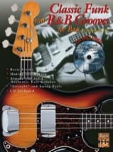 Des Près Josquin - Classic Funk And RB Grooves For Bass - Sheet Music - di-arezzo.com