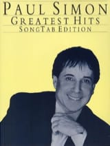 Paul Simon - Greatest Hits Songtab Edition - Partition - di-arezzo.ch