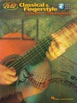 David Oakes - Classical & Fingerstyle Guitar Techniques - Partition - di-arezzo.fr
