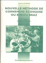 Nouvelle Méthode de Cornemuse Ecossaise ou Biniou Braz Volume 2 laflutedepan.com