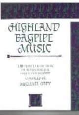 Highland Bagpipe Music Volume 1 Michael Grey laflutedepan.com