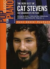 Cat Stevens - The Very Best Of Cat Stevens Easy Piano - Partition - di-arezzo.fr