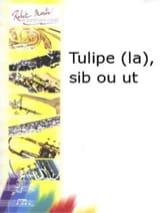 André Ameller - The tulip - Sheet Music - di-arezzo.com