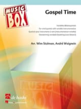 Gospel time - music box Partition ENSEMBLES - laflutedepan.com