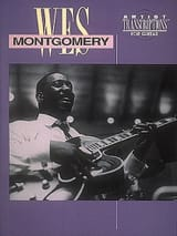 Wes Montgomery - Artist Transcriptions For Guitar - Sheet Music - di-arezzo.co.uk