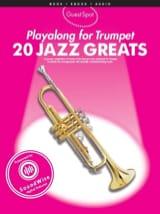 - Guest Spot - 20 Jazz Greats Playalong For Trumpet - Sheet Music - di-arezzo.com