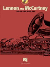 Lennon John / McCartney Paul - Solos For Alto Sax - Partition - di-arezzo.fr