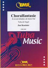 Jan Koetsier - Choral Fantasia Opus 93 1983 - Sheet Music - di-arezzo.co.uk