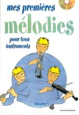 Sébastia Pierre Minvielle - My first melodies - Sheet Music - di-arezzo.co.uk