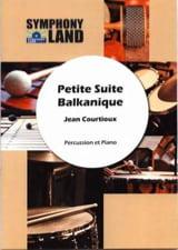 Jean Courtioux - Petite Suite Balkanique - Partition - di-arezzo.fr