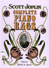 Scott Joplin - Complete Piano Rags - Sheet Music - di-arezzo.co.uk