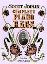 Scott Joplin - Complete Piano Rags - Sheet Music - di-arezzo.com