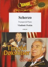 Scherzo - Vladimir Peskin - Partition - Trompette - laflutedepan.com