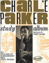 Charlie Parker - Study Album - Sheet Music - di-arezzo.co.uk