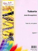 Tubaria Jean Brouquières Partition Tuba - laflutedepan.com