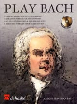 BACH - Play Bach - Sheet Music - di-arezzo.com