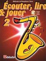 Ecouter Lire et Jouer - Méthode Volume 2 - Saxophone Ténor laflutedepan.com