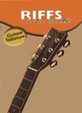 Riff A la Carte Joe Bennett Partition Guitare - laflutedepan.com
