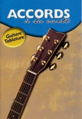 Accords A la Carte Joe Bennett Partition Guitare - laflutedepan.com