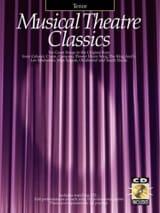 - Musical Theatre Classics Ténor - Partition - di-arezzo.fr