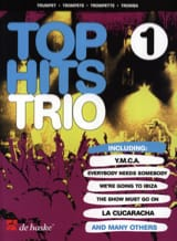 Top Hits Trio Volume 1 - Partition - Trompette - laflutedepan.com