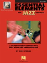 Essential Elements For Jazz Ensemble Mike Steinel laflutedepan.com