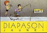 Diapason Jaune - Volume 1 - Partition - laflutedepan.com