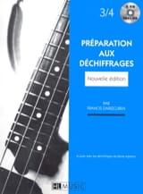Francis Darizcuren - Preparation for Decryption Volumes 3 and 4 - Sheet Music - di-arezzo.co.uk