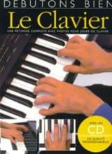 Jeff Hammer - Empecemos bien el teclado - Partitura - di-arezzo.es
