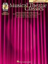 - Musical Theatre Classics Baritone/Bass) - Partition - di-arezzo.fr