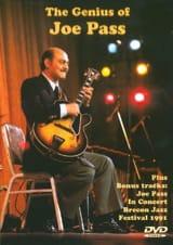 DVD - The Genius Of Joe Pass Joe Pass Partition laflutedepan.com
