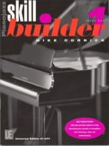 Mike Cornick - Piano Jazz Skill Builder Volumen 1 - Partitura - di-arezzo.es