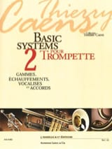 Basic Systems 2 - Gammes... Thierry Caens Partition laflutedepan.com