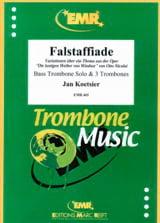 Jan Koetsier - Falstaffiade - Sheet Music - di-arezzo.co.uk