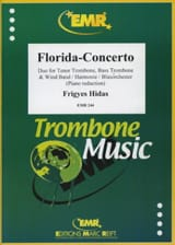 Frigyes Hidas - Florida-Concerto - Sheet Music - di-arezzo.co.uk