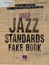 Real Jazz Standards Fake Book Partition Jazz - laflutedepan.com