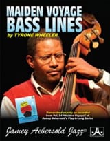 METHODE AEBERSOLD - Bass lines Maiden Travel - Aebersold 54 - Sheet Music - di-arezzo.com