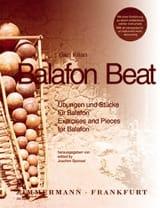 Balafon Beat Gert Kilian Partition laflutedepan.com